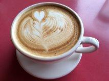 latte w heart